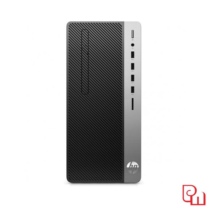PC HP 280 Pro G5 Microtower (9GB23PA) (Core i3-9100(3.60 GHz,6MB), 4GB RAM,1TB HDD,Intel UHD Graphics,Serial Port,FreeDos)