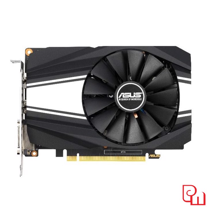 Card màn hình Asus GeForce GTX 1650 SUPER 4GB GDDR6 Phoenix (PH-GTX1650S-4G)
