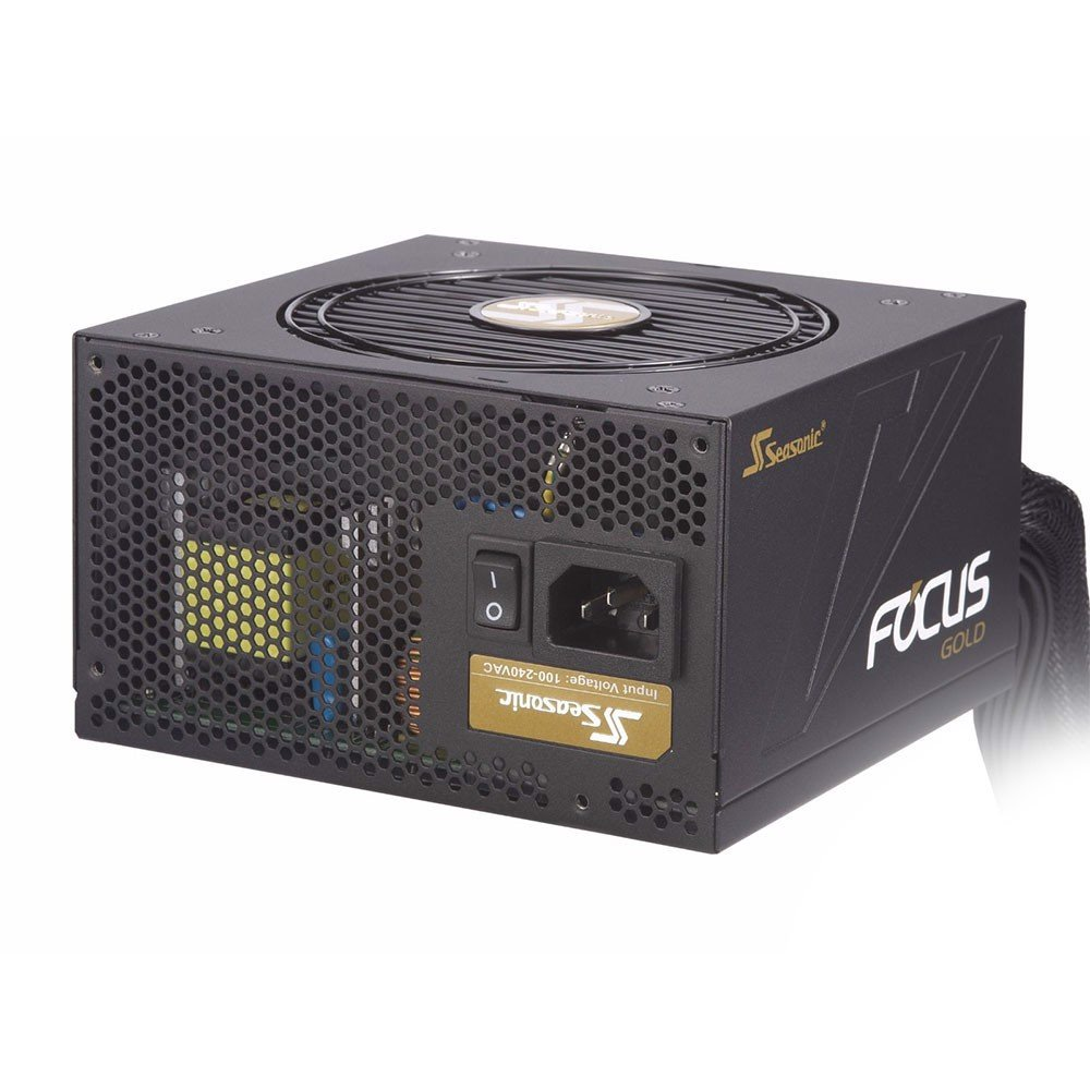 Nguồn/ Power Seasonic Focus FM-650 - 650W - 80 Plus Gold - Semi Modular
