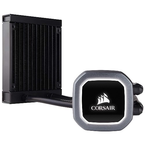 Tản Nhiệt CPU Corsair Hydro Cooler H60 - 120mm - Single LED (White)
