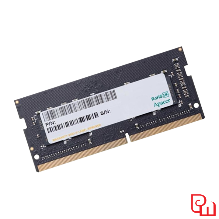 Ram Laptop Apacer 8GB DDR4 Bus 2666 ES.08G2V.GNH