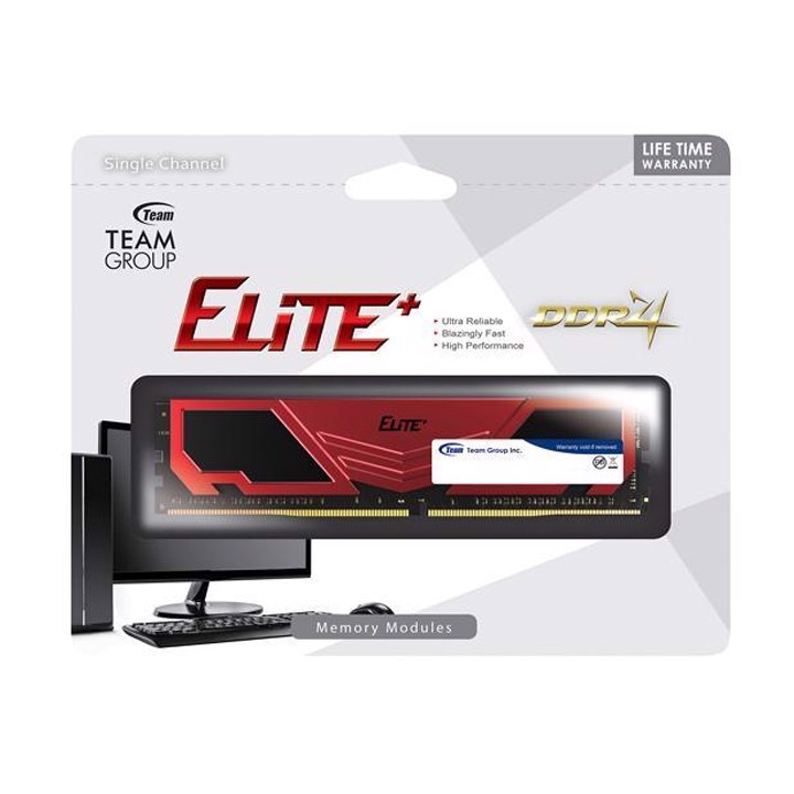 Ram Team Elite Plus 16GB DDR4 3200MHz