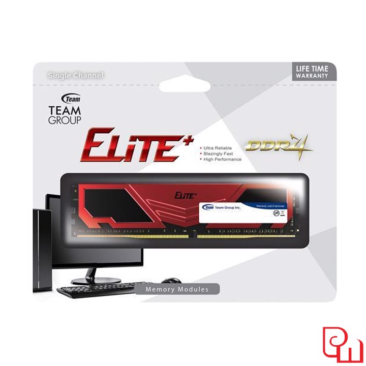 Ram Team Elite Plus 4GB DDR4 2666MHz