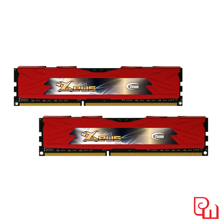 Ram Team Zeus 4GB DDR3 Bus 1600 TZRD34G1600HC1101
