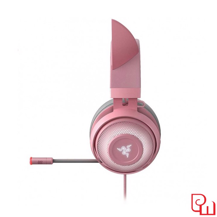 Tai nghe Razer Kraken Kitty Chroma Quartz (RZ04-02980200-R3M1)