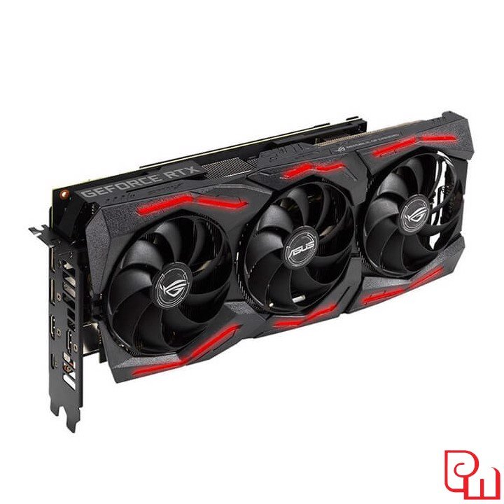 Card màn hình Asus GeForce RTX 2060 SUPER EVO Advanced edition 8GB GDDR6 Rog Strix (ROG-STRIX-RTX2060S-A8G-EVO-GAMING)