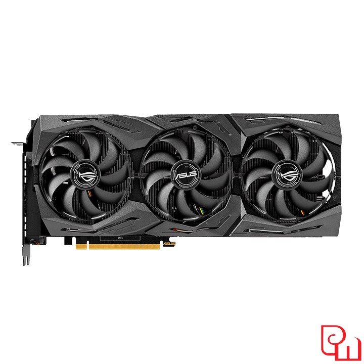 Card màn hình Asus GeForce RTX 2080Ti OC edition 11GB GDDR6 Rog Strix (ROG-STRIX-RTX2080TI-O11G-GAMING)