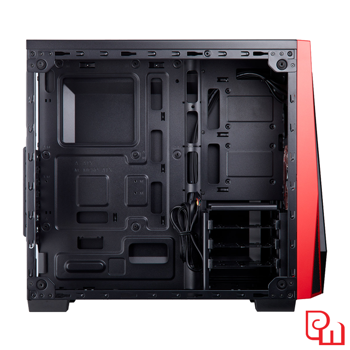 Case Corsair Carbide Series SPEC-04 Tempered Glass
