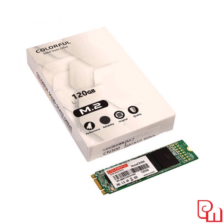 Ổ cứng SSD Colorful CN300 120GB M2