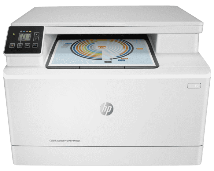 Máy in HP COLOR LASERJET PRO MFP M180n - T6B70A