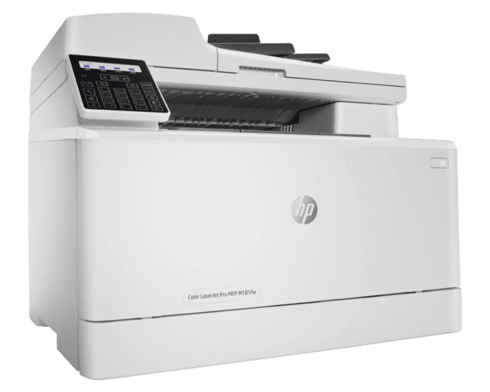 Máy in HP COLOR LASERJET PRO MFP M181fw - T6B71A