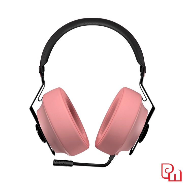 Tai nghe chơi game Cougar Phontum Essential Stereo Pink