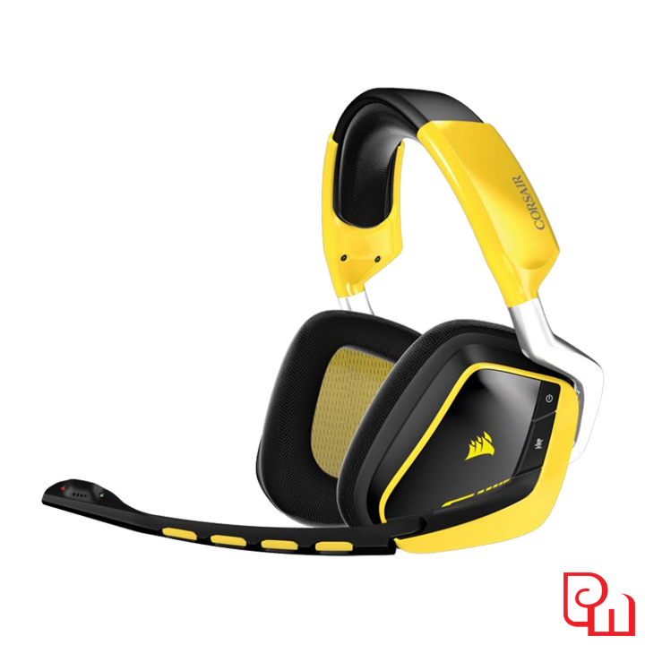 Tai Nghe Corsair VOID V2 RGB Wireless SE Yellow