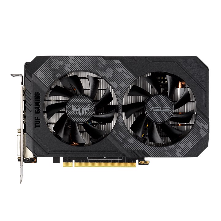 Card màn hình Asus TUF Gaming GeForce GTX 1650 4GB GDDR6 (TUF-GTX1650-4GD6-P-GAMING)