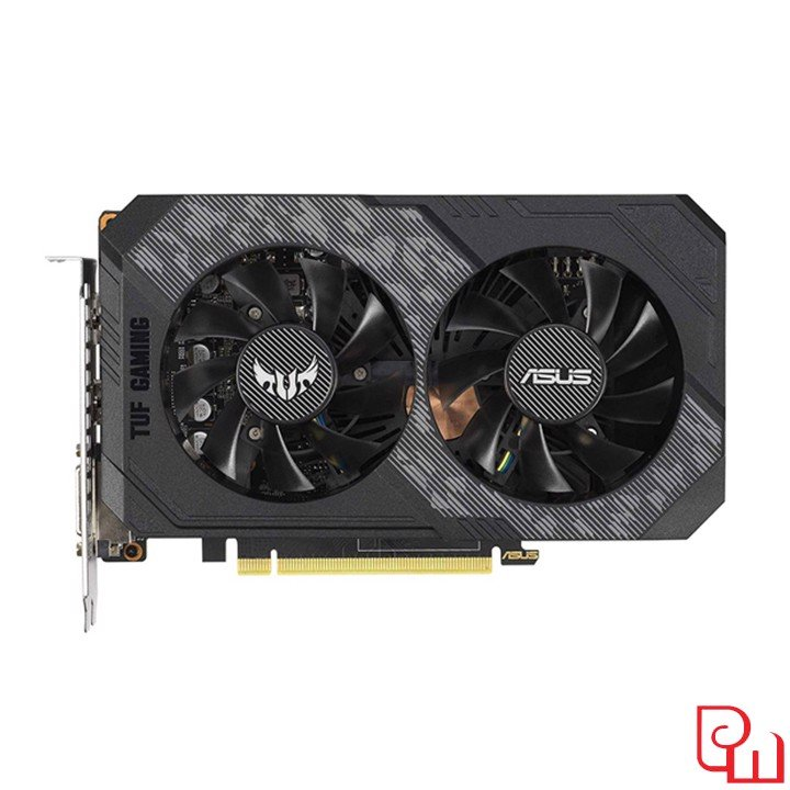 Card màn hình ASUS GeForce GTX 1660 6GB GDDR5 TUF OC (TUF-GTX1660-O6G-GAMING)