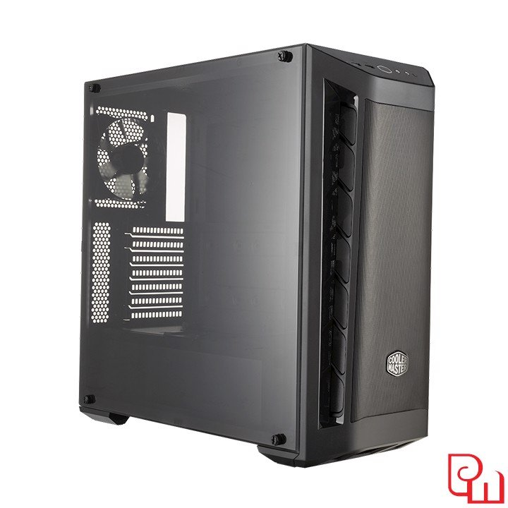Vỏ Case Cooler Master MasterBox MB511 Black Trim