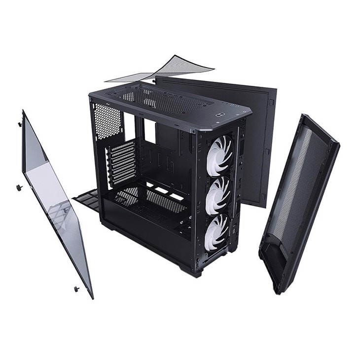 Vỏ Case Phanteks Eclipse P400 Air Mid Tower (PH-EC400ATG_DBK01)