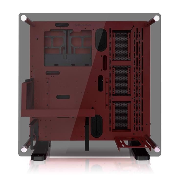 Vỏ Case Thermaltake Core P3 Tempered Glass Red Edition (CA-1G4-00M3WN-03)