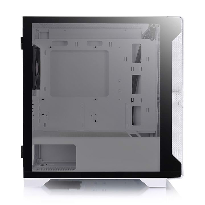 Vỏ Case Thermaltake S100 Tempered Glass Snow Edition Micro Chassis (CA-1Q9-00S6WN-00)