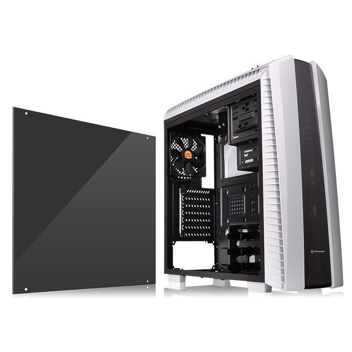 Vỏ Case Thermaltake Versa N27 Snow Window (CA-1H6-00M6WN-00)