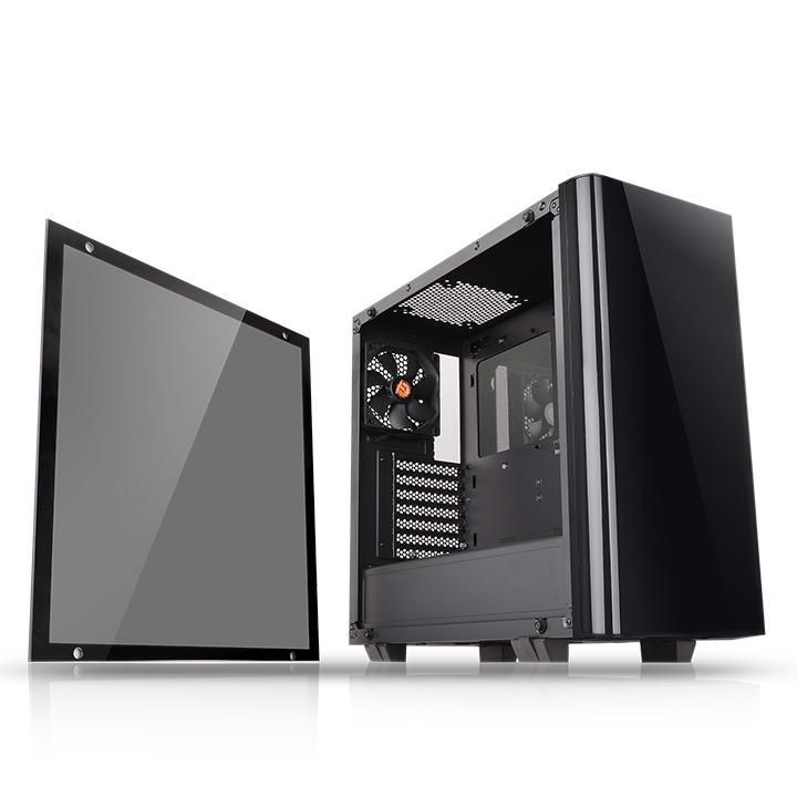 Vỏ Case Thermaltake View 21 Tempered Glass Edition (CA-1I3-00M1WN-00)