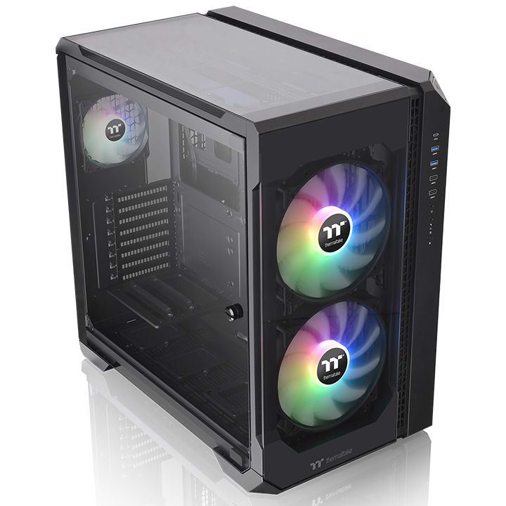 Vỏ Case Thermaltake View 51 Tempered Glass ARGB Edition (CA-1Q6-00M1WN-00)