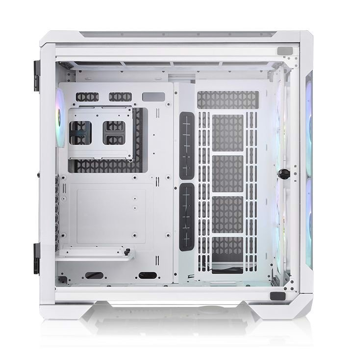 Vỏ Case Thermaltake View 51 Tempered Glass Snow ARGB Edition (CA-1Q6-00M6WN-00)