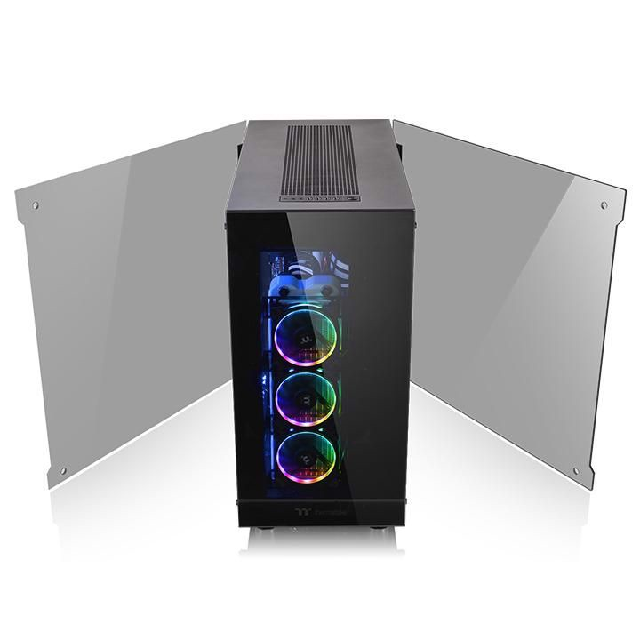 Vỏ Case Thermaltake View 91 Tempered Glass RGB Edition (CA-1I9-00F1WN-00)