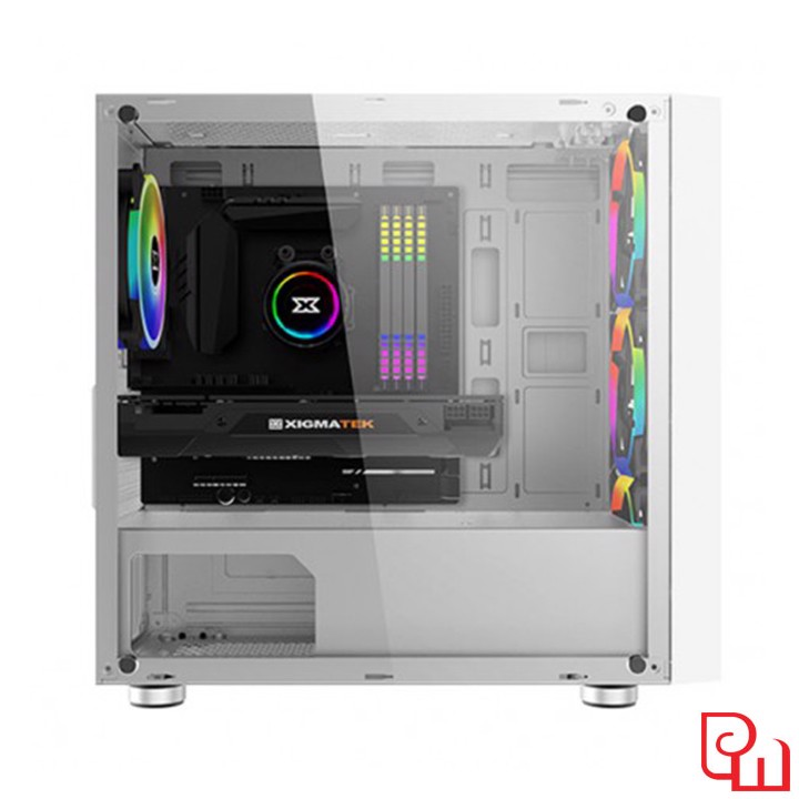 Vỏ Case Xigmatek GEMINI ARTIC EN43842 - NO FAN