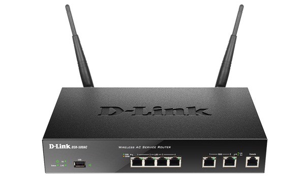 Wireless Router D-Link DSR-500AC