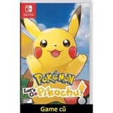 Pokemon: Let's Go, Pikachu! [Second-Hand]