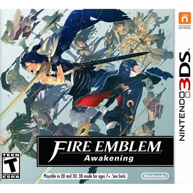029 - FIRE EMBLEM: AWAKENING [Game cũ]
