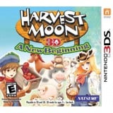 023 - HARVEST MOON: A NEW BEGINNING