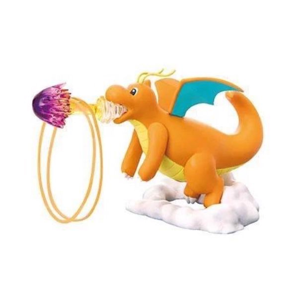 Pokemon Helpful Desktop Figures 3 - Dragonite (rubber band holder)