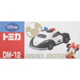 DM-12 POPPINS PATROL CAR MINNIE MOUSE