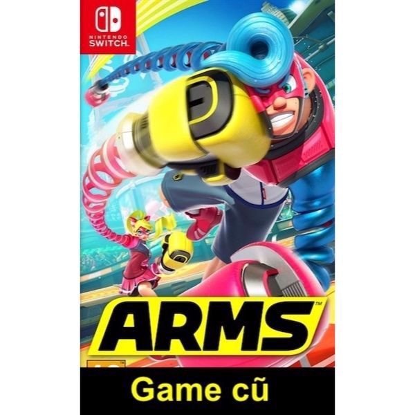 ARMS [Second hand]