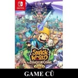 Snack World: The Dungeon Crawl - Gold cho Nintendo Switch [Second-hand]
