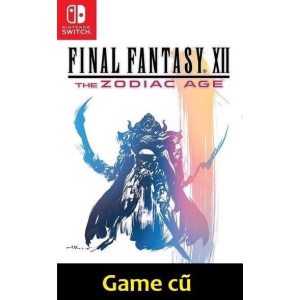 Final Fantasy XII: The Zodiac Age cho Nintendo Switch [Second-hand]