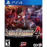 PS4045 - SAMURAI WARRIOR 4