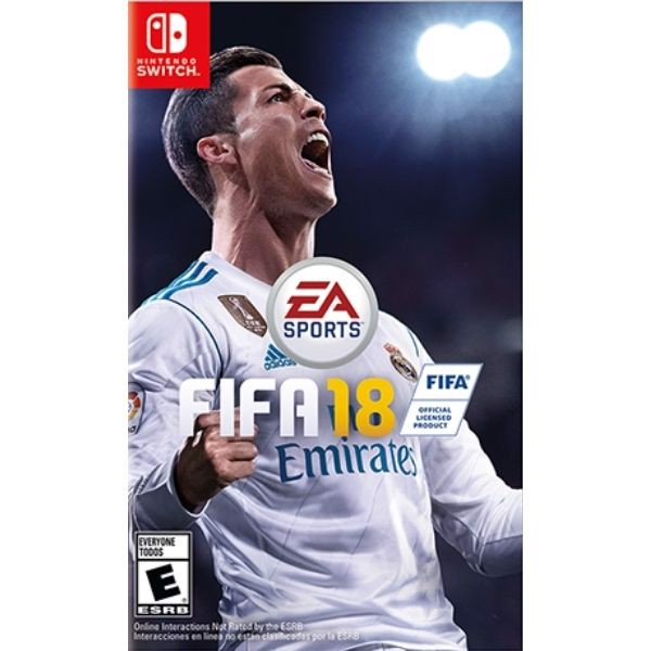 FIFA 18 cho Nintendo Switch [Second-Hand]