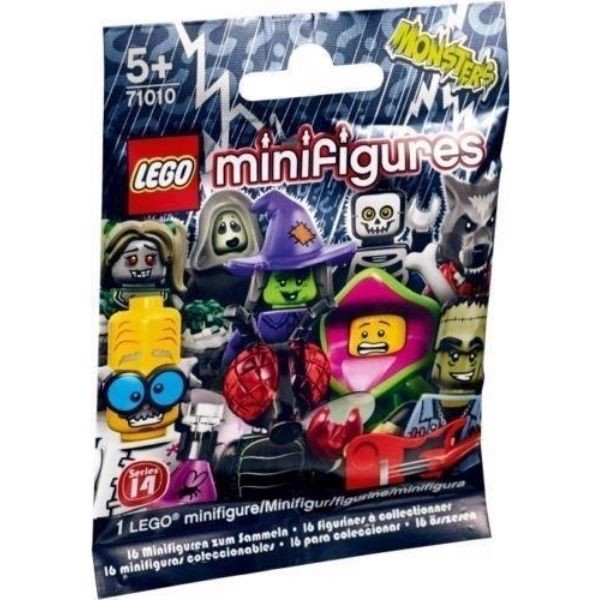 LEGO MINIFIGURE SERIES 14 - MONSTERS
