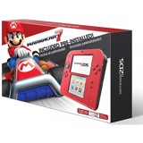 NINTENDO 2DS - CRIMSON RED 2 W/MARIO KART 7