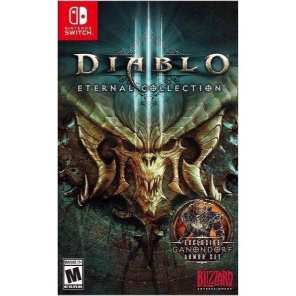 SW074 - Diablo 3 Eternal Collection cho Nintendo Switch