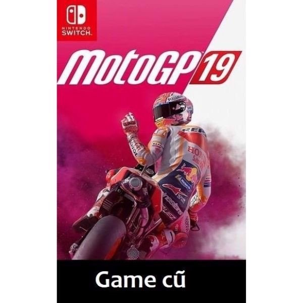 MotoGP 19 cho Nintendo Switch [Second-hand]