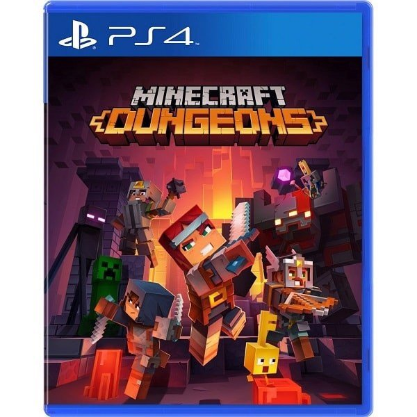 PS4370 - Minecraft Dungeons cho PS4