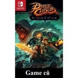 Battle Chasers NightWar cho Nintendo Switch [Second-hand]