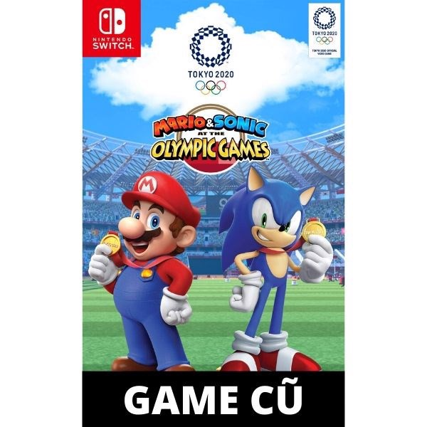 Mario & Sonic at the Olympic Games Tokyo 2020 Nintendo Switch [Second-hand]