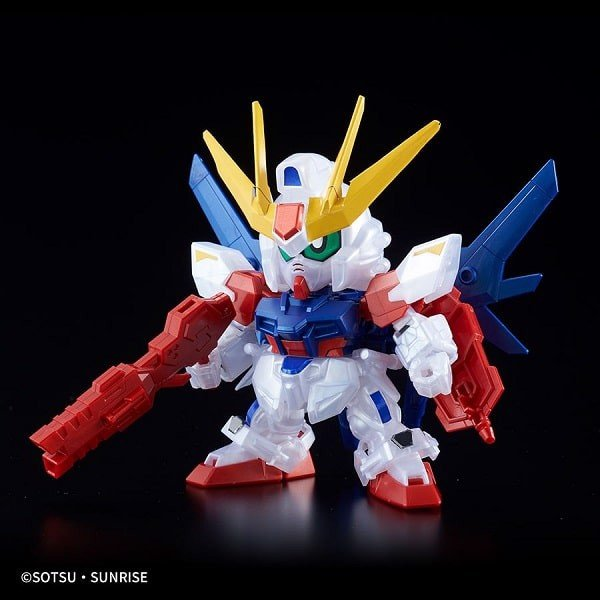Build Strike Gundam Full Package (Metallic Gloss Injection) (SD BB)