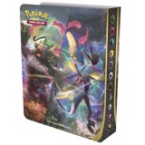 Mini album đựng bài kèm booster pack Pokemon Rebel Clash