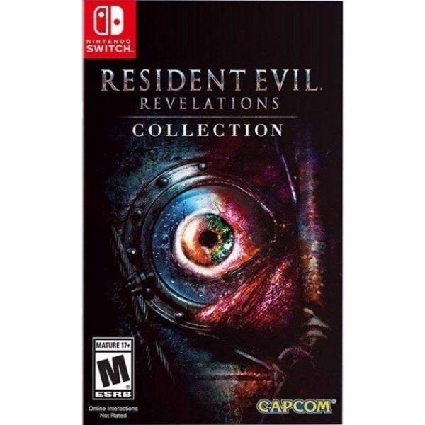 SW030 - Resident Evil: Revelations Collection